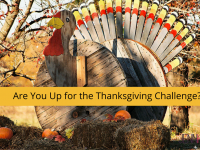 Are You Up for the Thanksgiving Challenge?