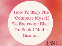 How To Stop Comparing Yourself On Social Media
