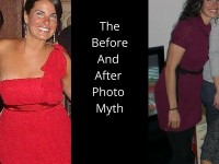 The Before And After Photo Myth