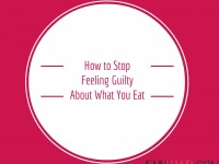 Feeling Guilty About What You Ate?