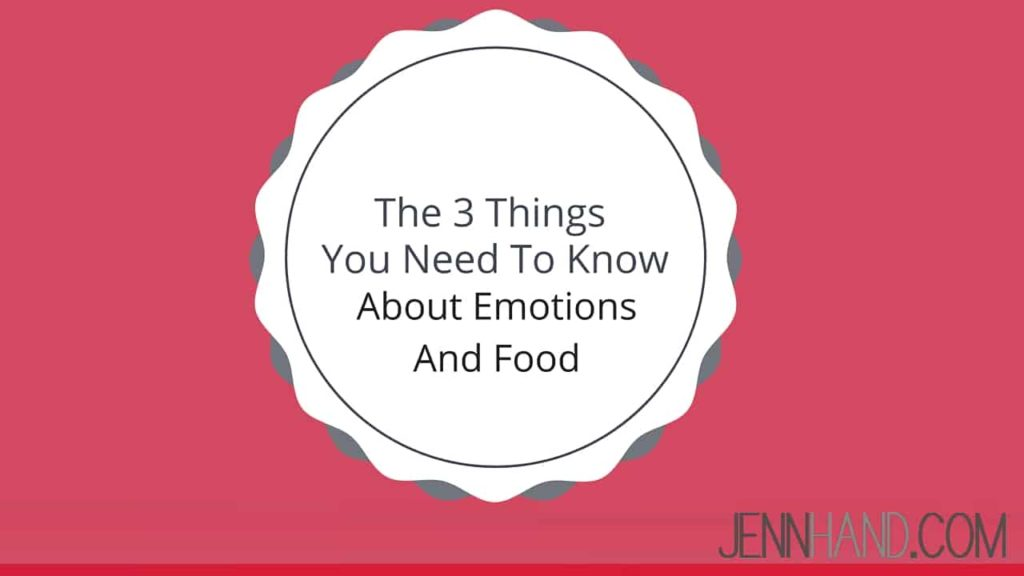 emotions and food