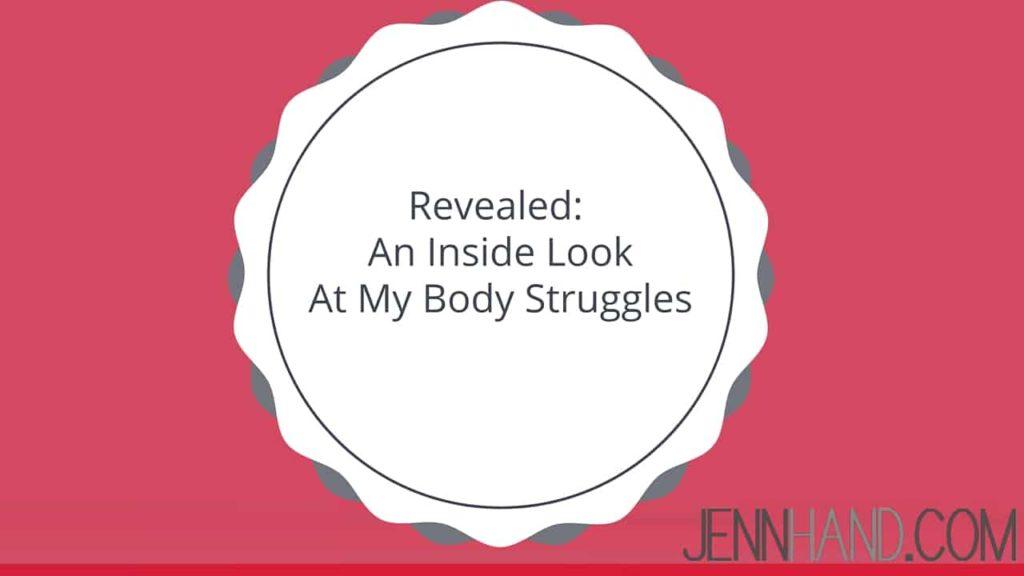 body struggles