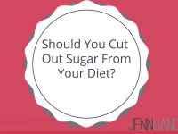Should You Cut Out Sugar From Your Diet?