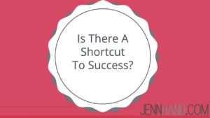 shortcut to success