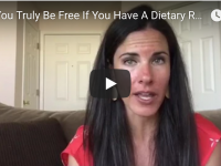 Can You Still Be Free With Food If You Have A Dietary Restriction?