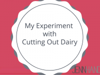 My Experiment With Cutting Out Dairy