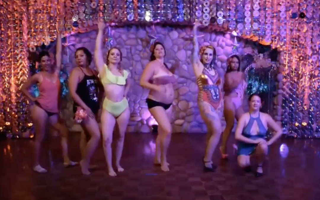 I Did a Burlesque Show. Here's What I Learned